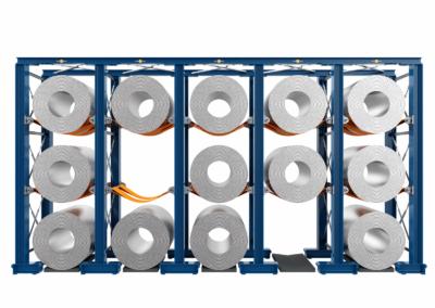 Coilstore Turmreihe